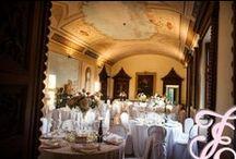 ISI EVENTI ♡ Princess wedding ♡ I+M / Matrimonio principesco e romantico I+M www.isieventi.com