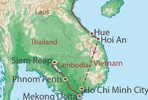 Vietnam, here I come / how often destinations change.. :)