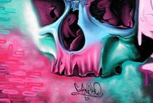 Skull ME / I'm a Skull me up Girl / by Tricee Neal