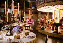 ♡ wedding circus ♡ / tema circo