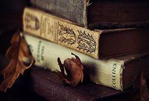 books & pens