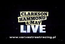 Zobacz co Cię czeka na VERVA Street Racing 2015! / Występują: Clarkson, Hammond i May we własnej osobie.