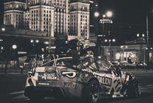 Warsaw by night z Kubą Przygońskim