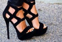 I Must Have those Shoes! / My Favorite Shoes
