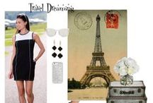 Polyvore Sets using our Dresses / Polyvore created sets using our dresses.
