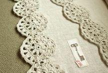 Crochet - Barrados