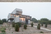 Architectuur - ontwerp / Ontwerp Idee