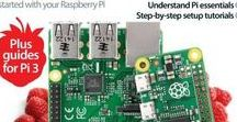 Raspberry Pi for Beginners / Beginner tutorials for Raspberry Pi including books with and step-by-step tutorials for electronics project makers.