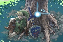 The Legend of Zelda / by Tonya Aquila