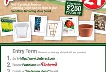 Poundland Gardening Ideas