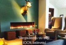 Vergaderen-in-stijl / Sfeervolle vergaderlocaties in Nederland, van boerderij tot 5-sterren hotel.