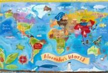Social Studies for Kids! / Great activities, historical recipes, and crafts for kids to learn about our world!