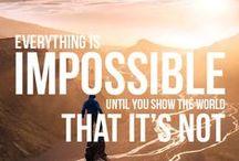Motivation / Motivation and Inspiration Stories