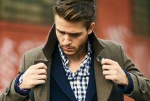 Men's Fashion: Styling / A collection of fashion outfit inspiration. It is about the combination of items that lands the picture on this board.  Texture, color, print, accessories and backdrop all come into play.  / by Egadnurb M