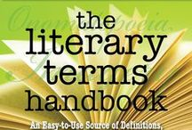Literary Terms / Great activities and crafts for kids to learn about Literary Terms!