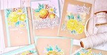 My handmade cards & tags / Handmade cards by Ingrid Kristina V - ingridscraftscorner@hotmail.co.uk