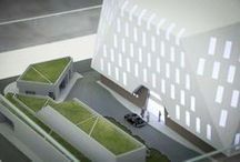 KRION® fv -Modelling / Modelling - Projects KRION ® ventilated facades.