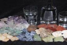 Wassersteine & Edelsteinasser / Interessantes rund um Wassersteine und die Herstellung von Edelsteinwasser.