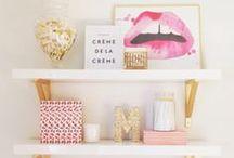 Make-Up Storage / Where MAC & Chanel lippis wanna live