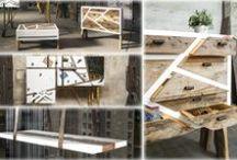 KRION® Furniture / Mobiliario realizado con KRION®
