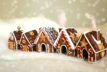 Gingerbread house inspirations