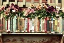 Libri e mille idee di riuso / Ispirazioni creative per un riutilizzo eco di vecchie pubblicazioni ormai inutilizzate