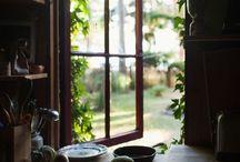 Kitchen love / I virtually pick elements for my future kitchen,