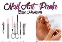 Tutorial / Schede tutorial per realizzare ogni tipo di nail art in pochi e semplici passi!
