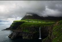 Faroe Islands - Travel inspiration and tips / Revealing the beauty of the amazing Faroe Islands