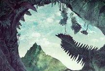 Jurassic World / Jurassic Park