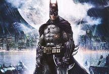 Batman Arkham Asylum - City - Origins - Knight