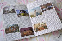 JOURNALING / Pretty books full of unforgettable memories...