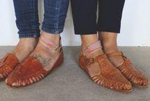 Crazy about them shoes!!