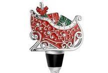 Christmas Bottle Stoppers