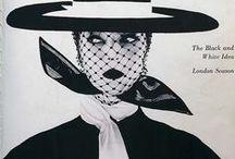 M O N O C H R O M A T I C / #upholstery #ideas #monochromatic #black #white #stripes