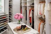 C L O S E T S / #upholstery #furniture #closet #ideas #tolivefor #todreamabout