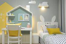 Kinderzimmer/Spielzimmer