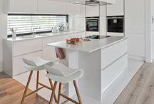 Neubau - Wohnküche