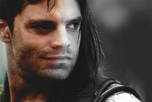 Ch : Bucky Barnes / Everything about Bucky Barnes/The Winter Soldier (and Sebastian Stan, sometimes Steve Rogers/Cap) and some aesthetic stuff