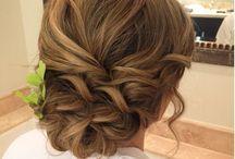 Hochzeit - Frisur