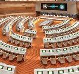 KRION® The Emirates Hall – ONU – Ginebra