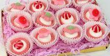 Candy Sushi Cake