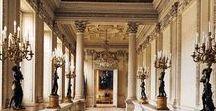 Deluxe|Rococo Architecture&InteriorDesign / #Luxury #Architecture #Deluxe #Design #Cribs #InteriorDesign #Pools #Yards #Homes #Houses #Rococo