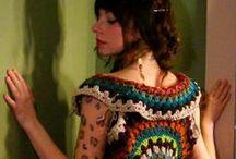 Háčkování / Crochet