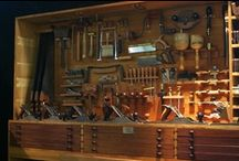 Tools, equipment, etc / by Lucian Ward