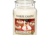 Yankee candle - smells soooooo sweet ...