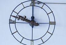 """Clocks  """"Time after Time""""  Design / Design clocks by Jac. ten Hoeve"""