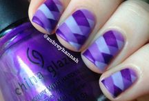 All Lacquered Up Nails / Nails nails nails love them all  / by Cyndylynn