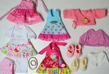 Waldorf doll clothing and more / Cute clothing for Waldorf dolls