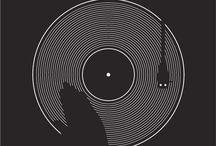 Turntables | Vinyl | Records | DJ / Alles wat ermee te maken heeft / by Soko Tosh